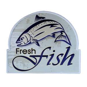 Dekoracja ścienna Novita Fresh Fish