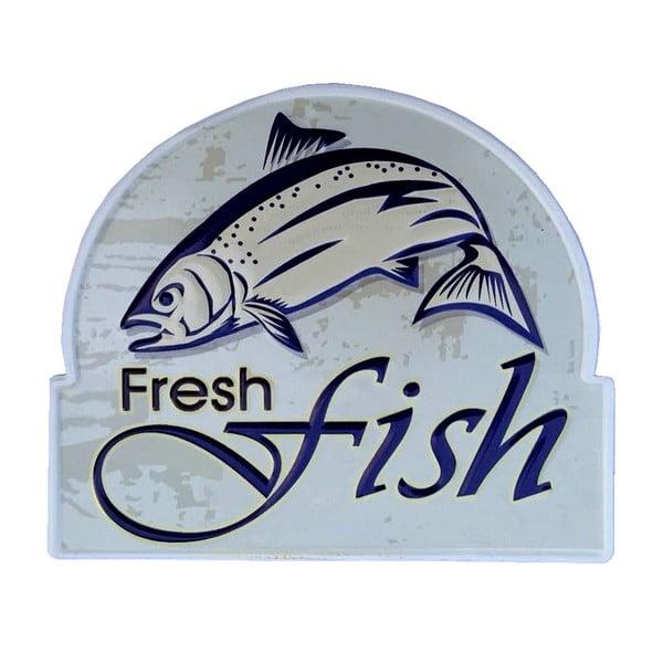 Tablica ścienna Novita Fresh Fish, 25x30cm