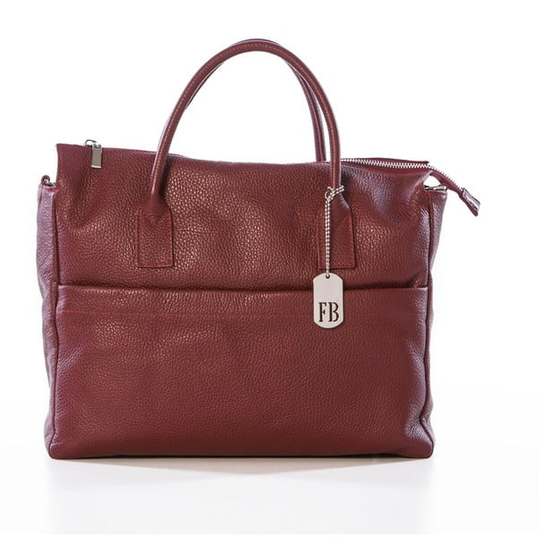 Skórzana torebka Grana Ruby