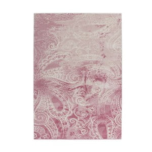 Dywan Fusion 160x230 cm, różowy