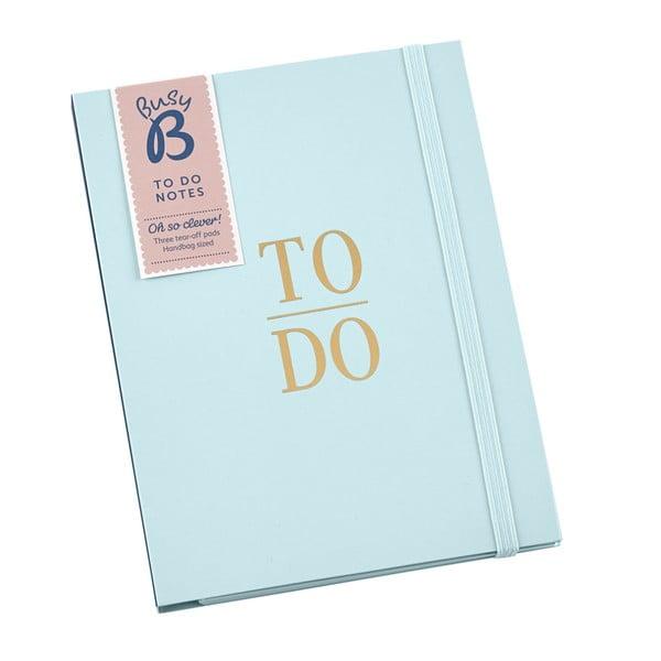 Notatnik Busy B To Do Notes Contemporary