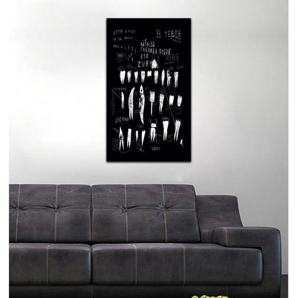 Obraz Black&White no. 31, 41x70 cm