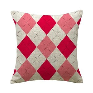 Poszewka na poduszkę Power Red, 45 x 45 cm
