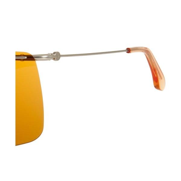 Męskie okulary przeciwsłoneczne Calvin Klein 286 Orange