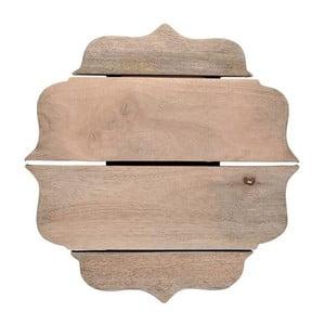 Drewniana deska do krojenia/taca Vassolo, 40x40 cm