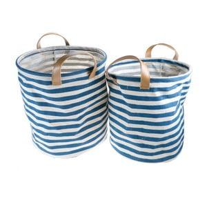 Zestaw 2 toreb płóciennych Blue Line