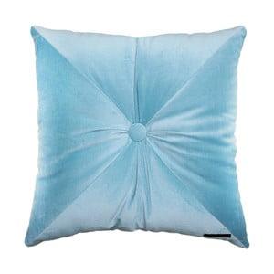 Niebieska poduszka Ragged Rose Fiona Velvet