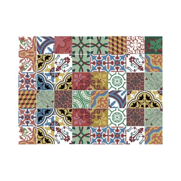 Winylowy dywan Mosaico Collage, 100x150 cm