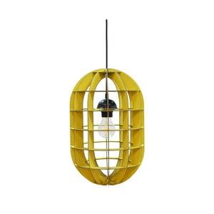Lampa Pill, żółta