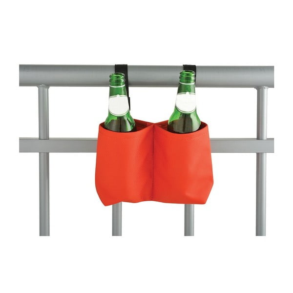 Wiszący organizer na butelki Esschert Design Happy
