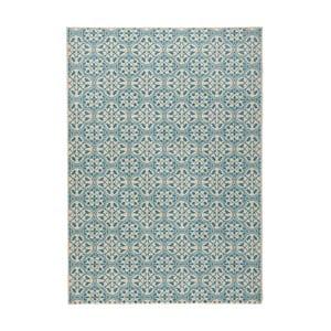Niebieski dywan Hanse Home Gloria Pattern, 80x150 cm