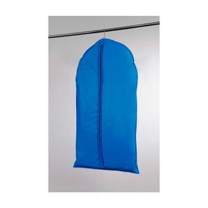 Niebieski pokrowiec na ubrania Compactor Garment Marine, 100 cm