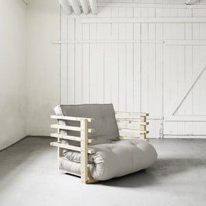 Fotel rozkładany Karup Funk Natural