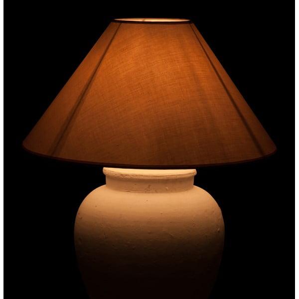 Lampa stołowa Ceramic Mat, 40 cm