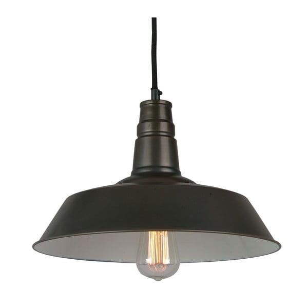 Lampa sufitowa Berlin, czarna