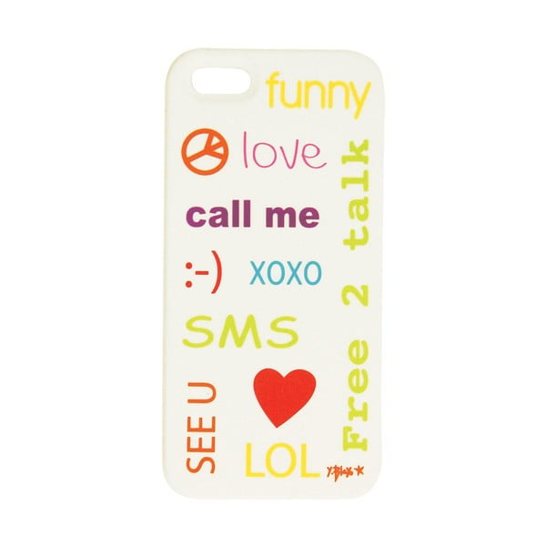 Etui na iPhone 5 SMS Anglais