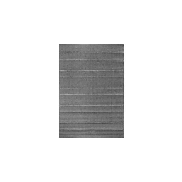 Dywan nadający się na zewnątrz Sunshine 80x150 cm, szary