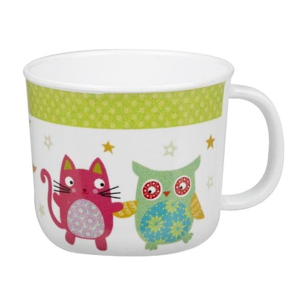 Zestaw naczyń dla dzieci Owl & Cat