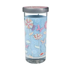 Świeczka zapachowa Glass Bridgewater Candle, świeże pranie
