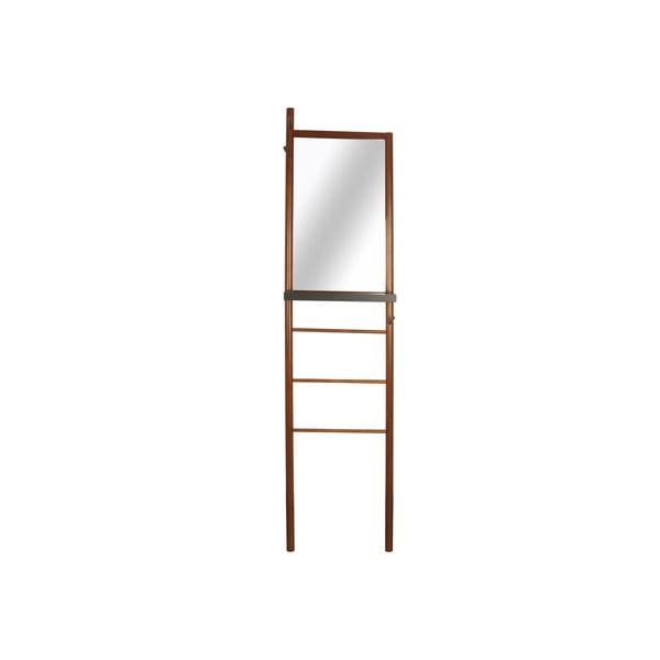 Lustro z półeczką Ladder