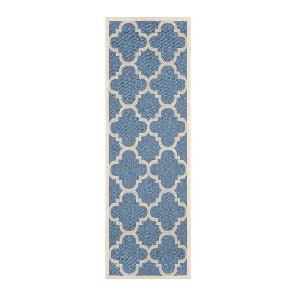 Dywan Mali Blue, 68x243 cm