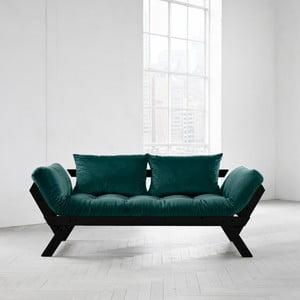 Wielofunkcyjna sofa Karup Bebop Black/Velvet Botella