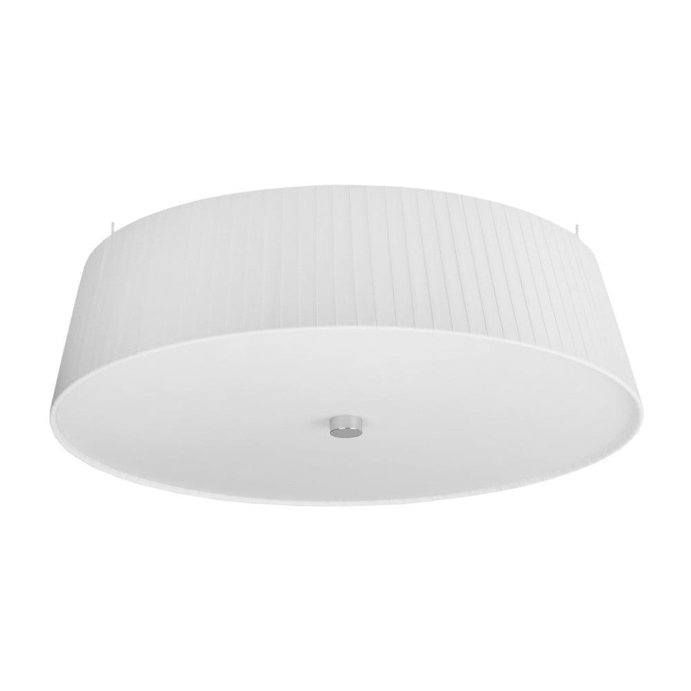 Biała lampa sufitowa Sotto Luce KAMI, ⌀ 45 cm