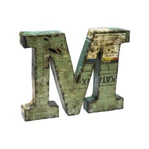 Litera Novita Alfabeto M