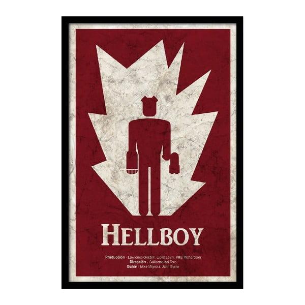 Plakat Hellboy, 35x30 cm