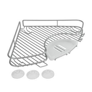 Narożna półka łazienkowa Metaltex