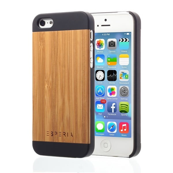 ESPERIA Evoque Bamboo na iPhone 5/5S
