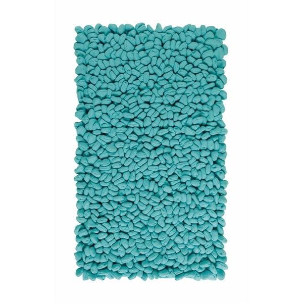 Dywanik łazienkowy Bodhi Blue Lagoon, 60x100 cm