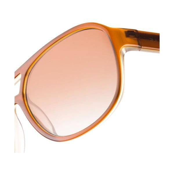 Męskie okulary przeciwsłoneczne GANT Etna Brown