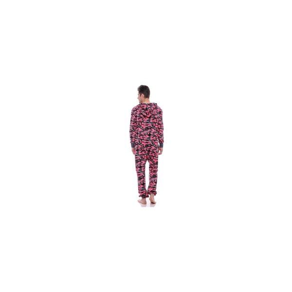 Kombinezon po domu Streetfly Thin Pink Army, M, unisex