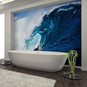 Wielkoformatowa tapeta Fala, 315x232 cm