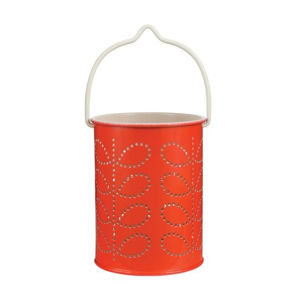 Podwieszany lampion Orla Kiely Warm Red