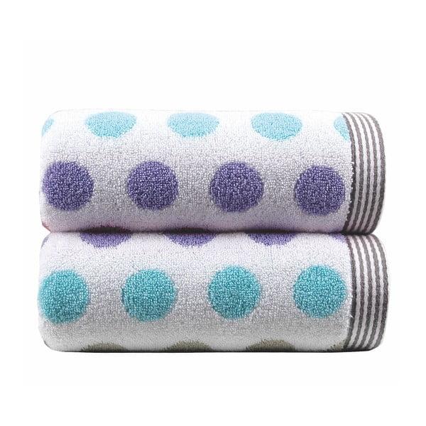 Ręcznik Sorema Dot, 70x140 cm