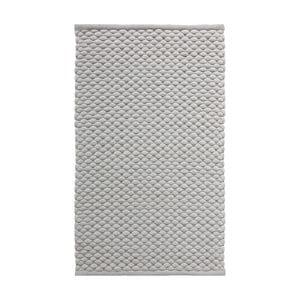 Kremowy dywanik łazienkowy Aquanova Maks, 60x100 cm