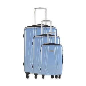 Zestaw 3 walizek podróżnych Majestik Sky