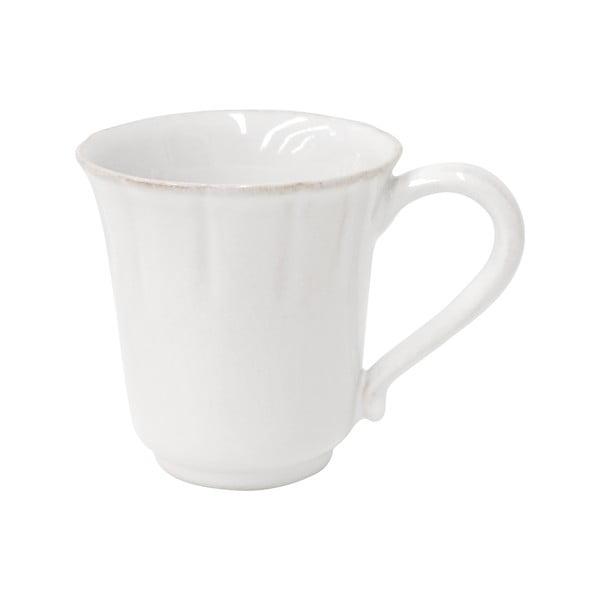 Kubek ceramiczny Tejo 300 ml, biały