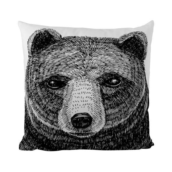 Poduszka   Grizzly Bear, 50x50 cm
