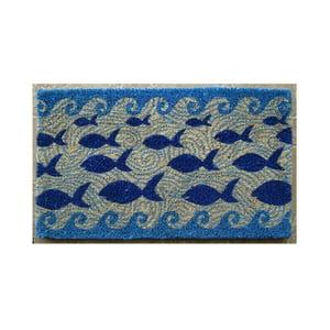 Wycieraczka Fish, 73x43 cm