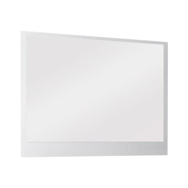 Lustro naścienne Outfit, białe