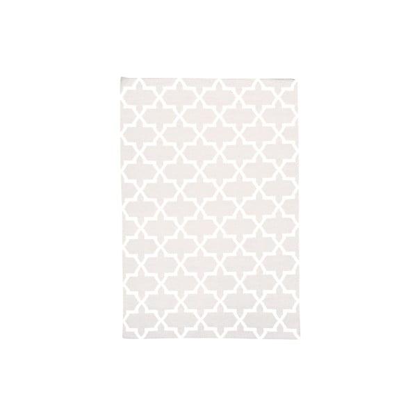 Ręcznie tkany dywan Kilim Design One Sand, 160x230 cm
