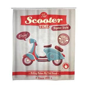 Zasłona prysznicowa Wenko Scooter