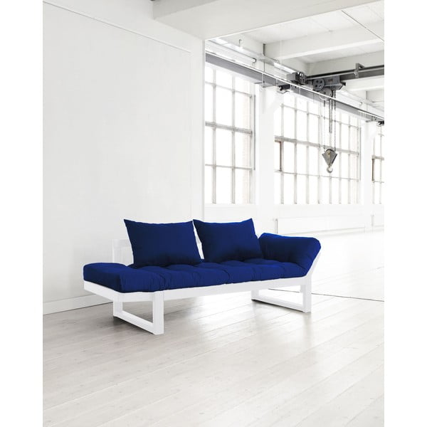 Sofa Karup Edge White/Royal