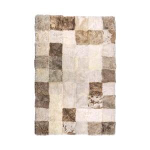 Narzuta futrzana Cubes, 180x120 cm