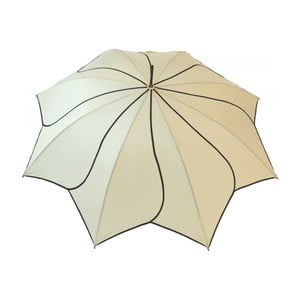 Parasolka Classic Swirl, beżowa