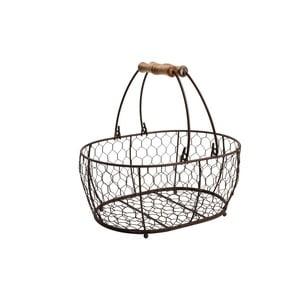 Koszyk metalowy T&G Woodware Provence,29x21cm