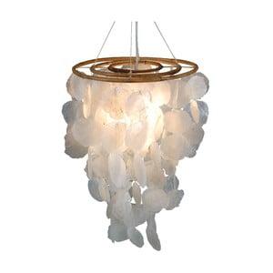 Lampa wisząca Shell White
